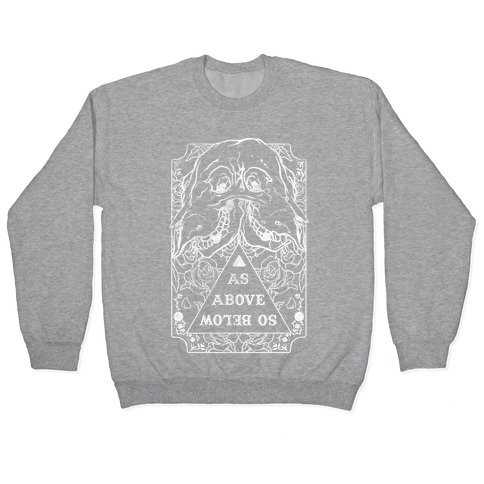 As Above So Below Pullover
