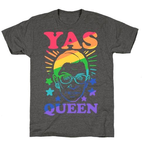 Yas Queen RBG T-Shirt