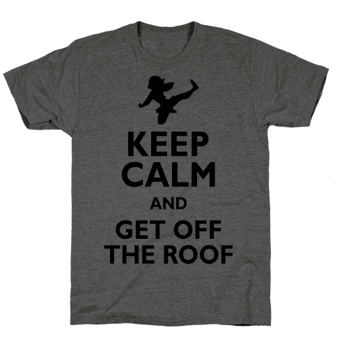 Get Off The Roof