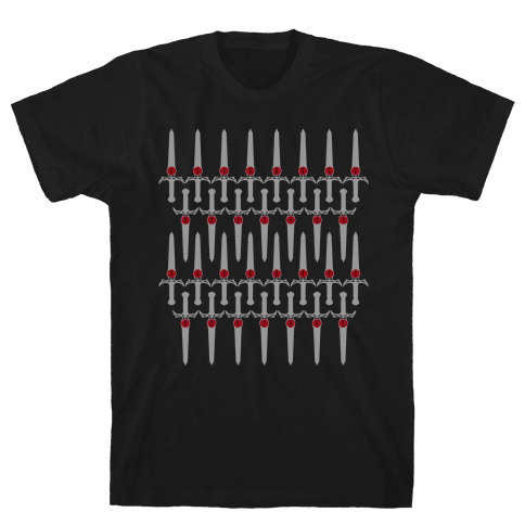 The Sword of Omens Mens T-Shirt