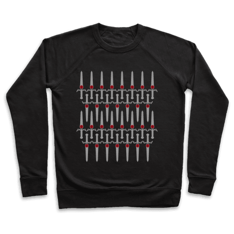 The Sword of Omens Pullover