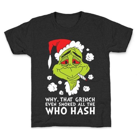 Who Hash Kids T-Shirt