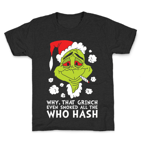 Who Hash Kids T-Shirt