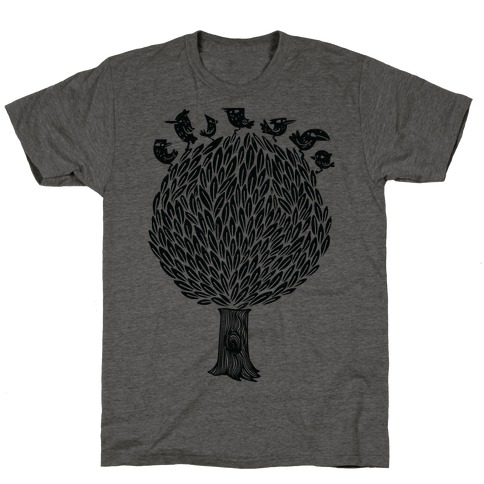 Birds on a Tree T-Shirt