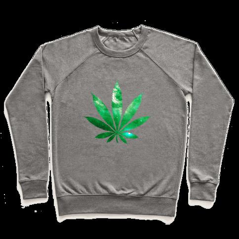 Galaxy Leaf Pullover