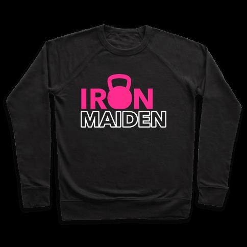 Iron Maiden (Kettlebell) Pullover
