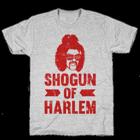 Shogun Of Harlem Mens T-Shirt