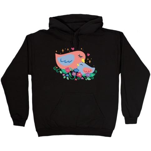 Mama Bird Hooded Sweatshirt