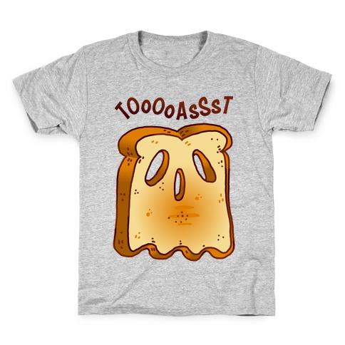 Toast Ghost Kids T-Shirt
