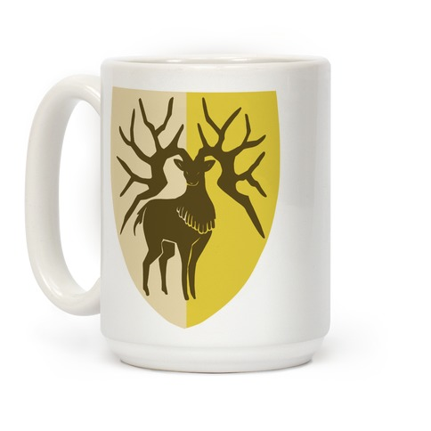 Golden Deer Crest - Fire Emblem Coffee Mug