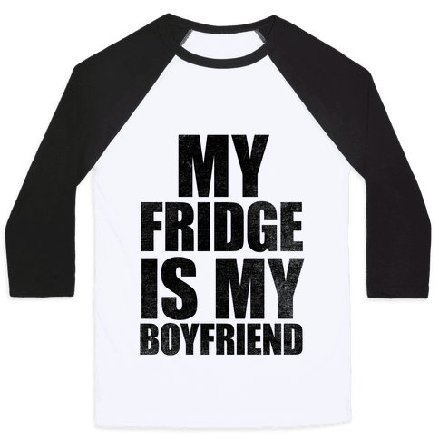 My Fridge Is My Boyfriend