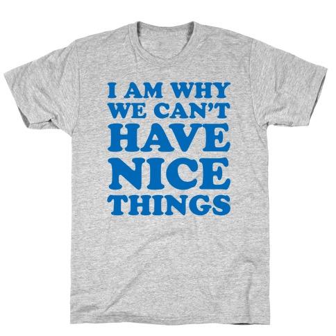 I Am Why T-Shirt