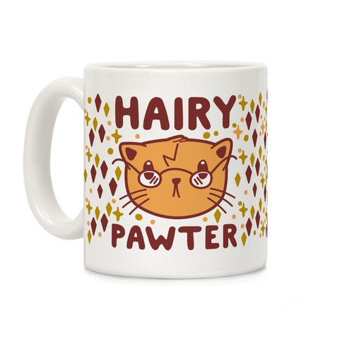 Hairy Pawter Coffee Mug