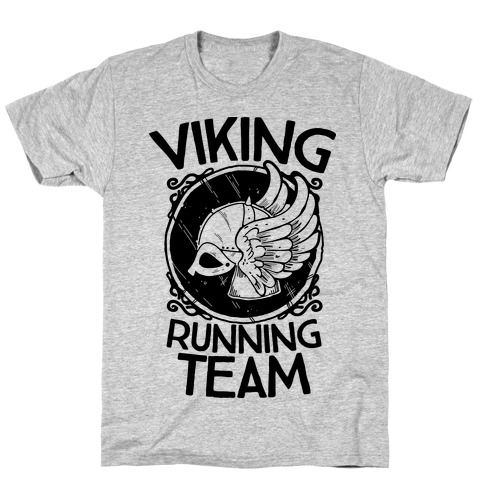 Viking Running Team T-Shirt