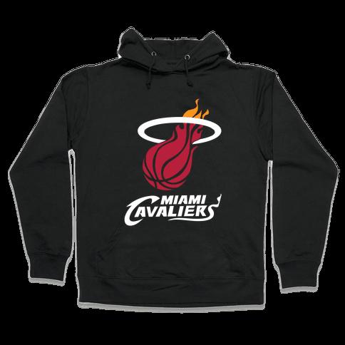Miami Cavaliers Hooded Sweatshirt