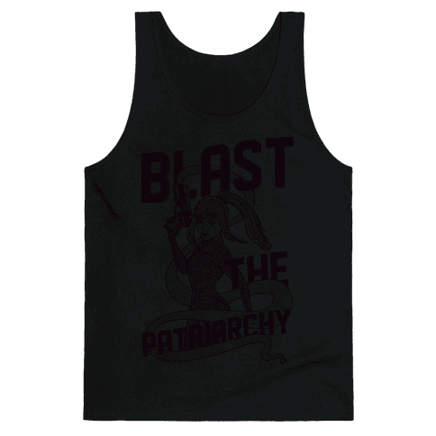 Blast The Patriarchy Tank Top