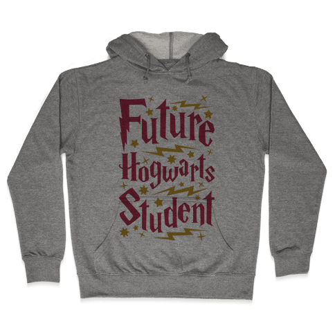 Future Hogwarts Student Hooded Sweatshirt