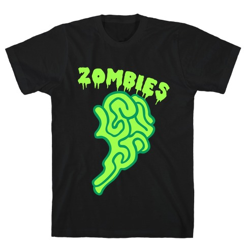 Best Zombies Green (Part 2) T-Shirt