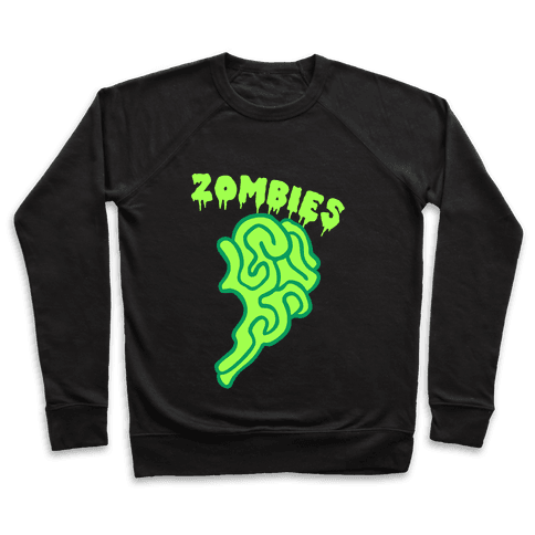 Best Zombies Green (Part 2) Pullover
