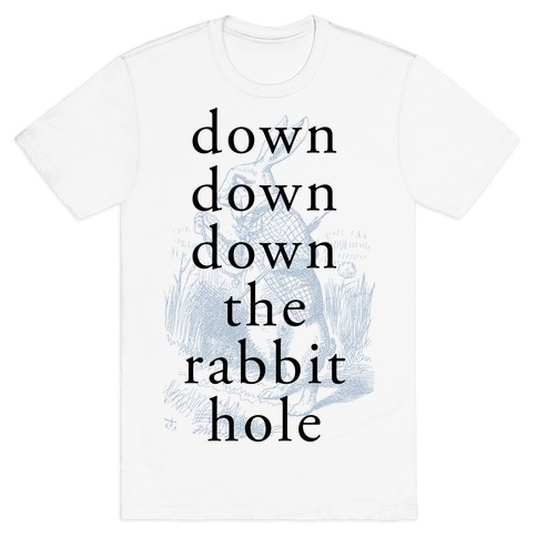 Wonderland Rabbit T-Shirt