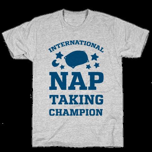 International Nap Taking Champion
