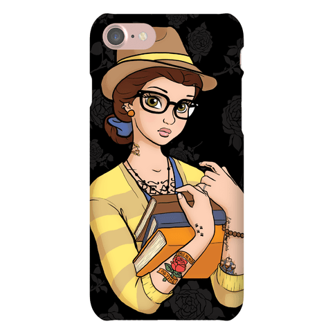 Hipster Belle Case Phone Case