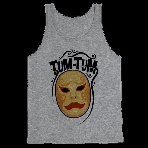 Tum-Tum Mask Tank Top