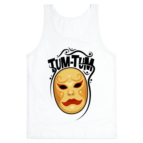 Tum-Tum Mask Tank Top