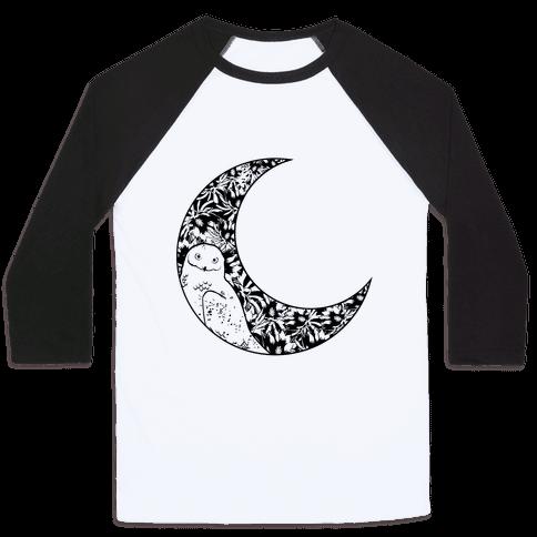 Night Owl Baseball Tee