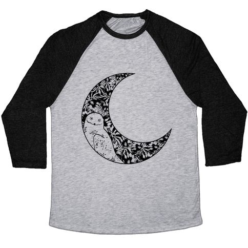 Night Owl Baseball Tee
