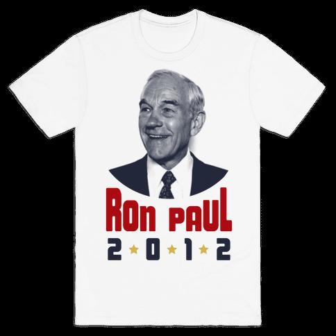 Ron Paul 2012 Mens T-Shirt
