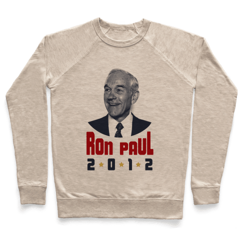 Ron Paul 2012 Pullover