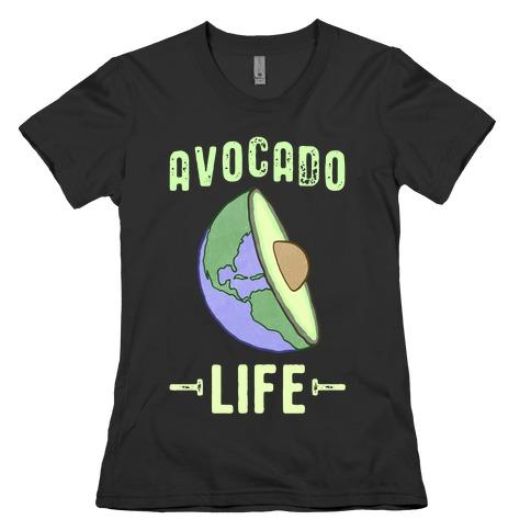 Avocado Life Womens T-Shirt