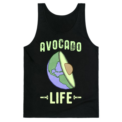 Avocado Life Tank Top