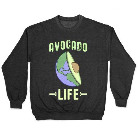 Avocado Life Pullover