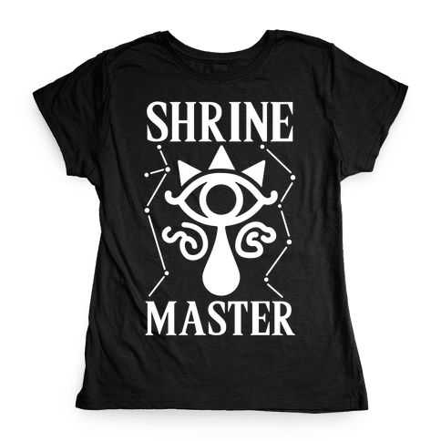 Shrine Master Womens T-Shirt