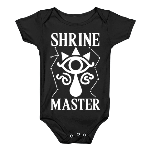 Shrine Master Baby Onesy