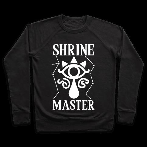 Shrine Master Pullover