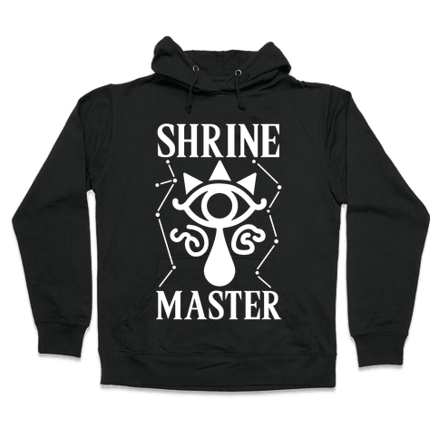 Shrine Master Hooded Sweatshirt