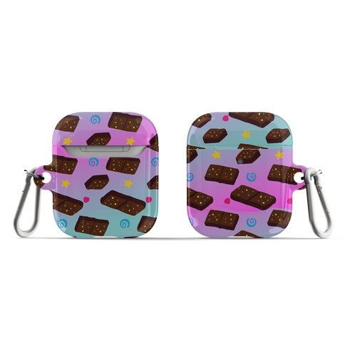 Stellar Brownie Pattern AirPod Case