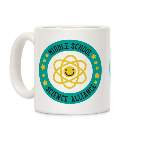 Middle School Science Alliance Coffee Mug
