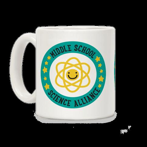 Middle School Science Alliance Coffee Mug