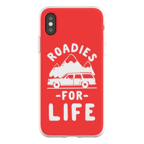 Roadies for Life Phone Flexi-Case