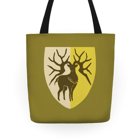 Golden Deer Crest - Fire Emblem Tote