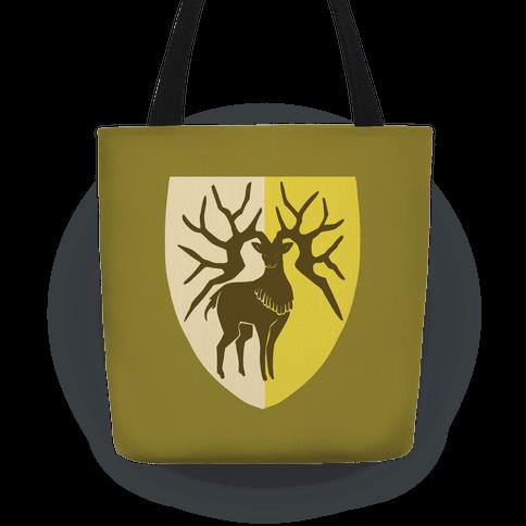 Golden Deer Crest - Fire Emblem Tote