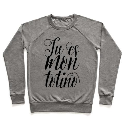 Tu Es Mon Totino Pullover