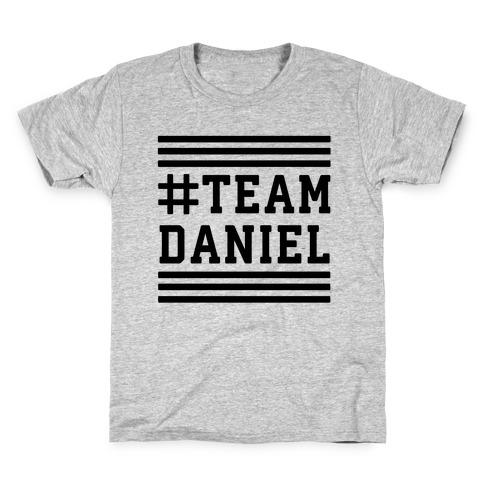 Team Daniel Kids T-Shirt
