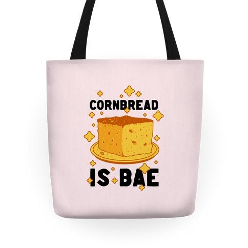 Cornbread is Bae Tote