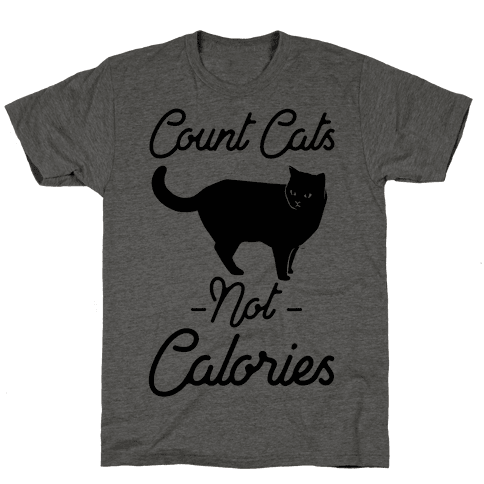 Count Cats Not Calories