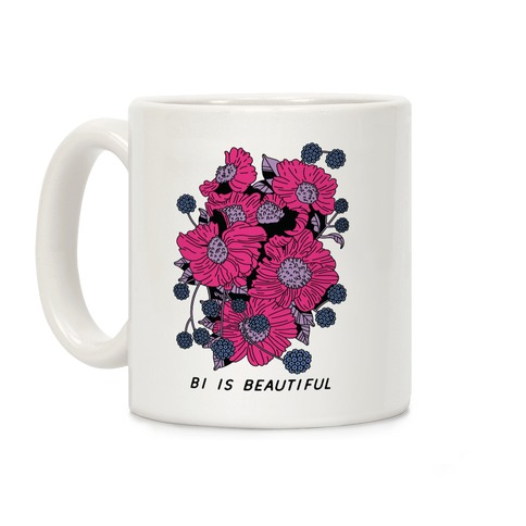 Bi is Beautiful Coffee Mug